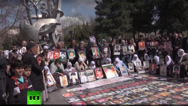 Turecko: Diyarbakir – město mrtvých a nezvěstných - Sputnik Česká republika