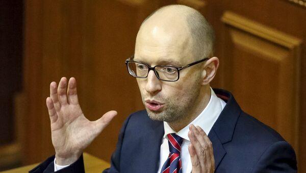 Arsenij Jaceňuk - Sputnik Česká republika