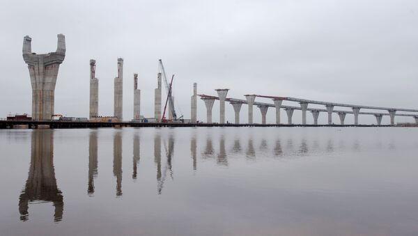 Most v Petrohradu - Sputnik Česká republika