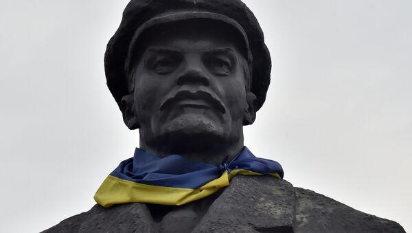 Pomník Lenina - Sputnik Česká republika