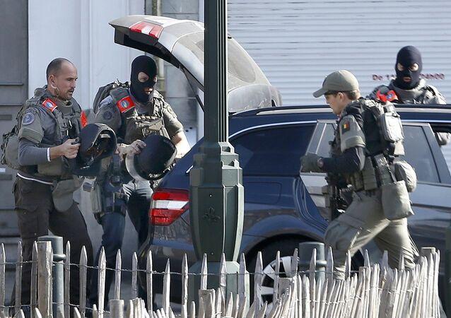 V Bruselu došlo k přestřelce, zřejmě s teroristy