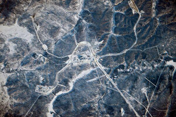 Unikátní snímky nejobdivuhodnějších koutků naší planety z kosmu - Sputnik Česká republika