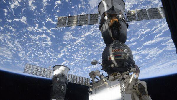 Kosmická loď Sojuz - Sputnik Česká republika
