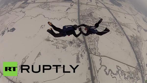 Jednotky rychlého nasazení Čečenska: volný pád - Sputnik Česká republika