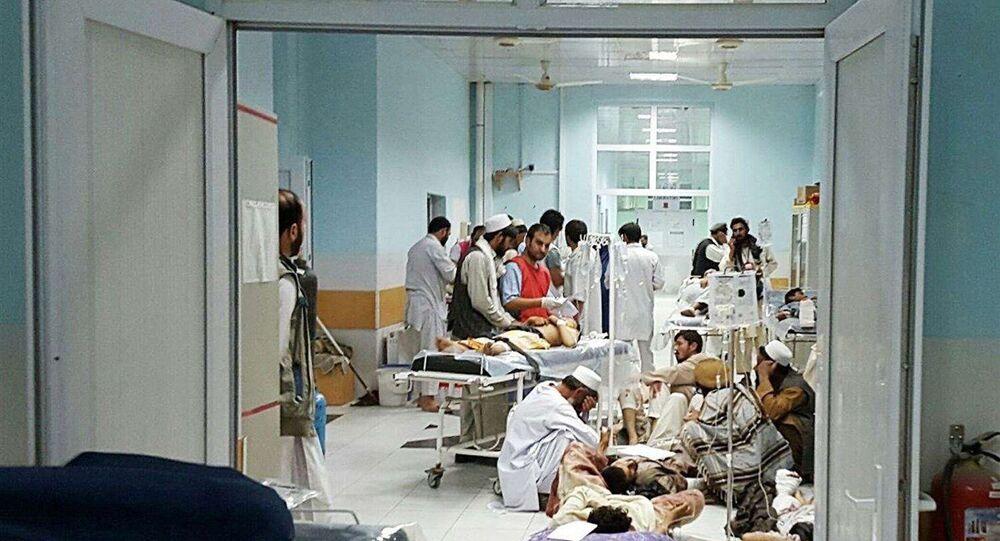 Nemocnice v Kundúzu