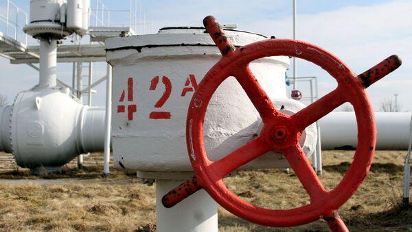 Plynová stanice Ukrtransgazu - Sputnik Česká republika