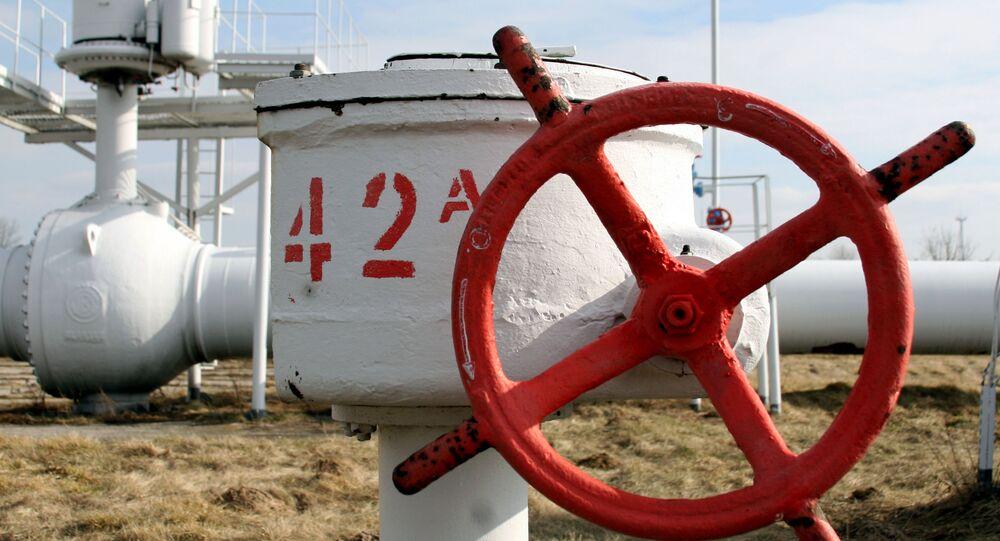 Plynová stanice Ukrtransgazu