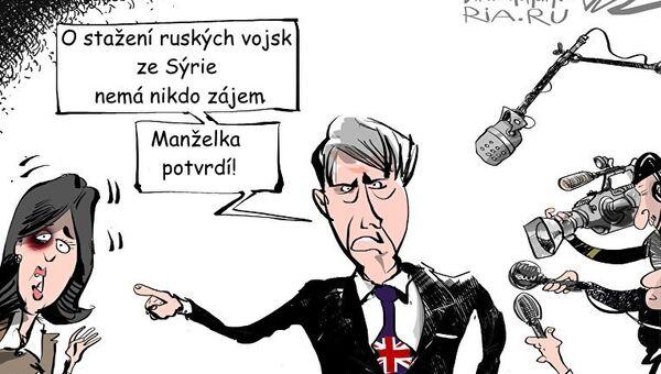 Manželka lhát nebude - Sputnik Česká republika
