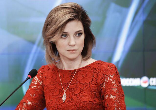 Krymská prokurátorka Natalja Poklonskaja