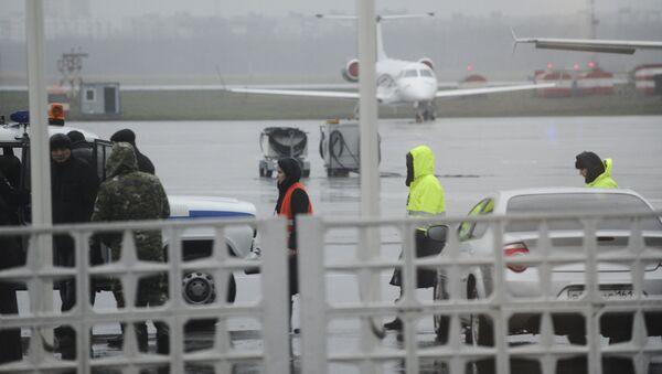 Letiště v Rostově na Donu, kde havaroval Boeing-737-800 - Sputnik Česká republika