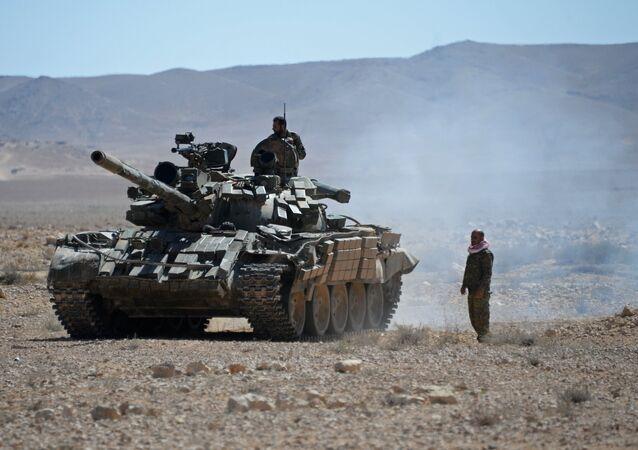 Syrští vojáci
