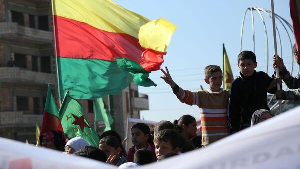 Syrští Kurdové - Sputnik Česká republika