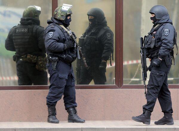 Naděžda Savčenková během vyhlášení rozsudku - Sputnik Česká republika