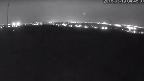 Místo pádu Boeingu - Sputnik Česká republika