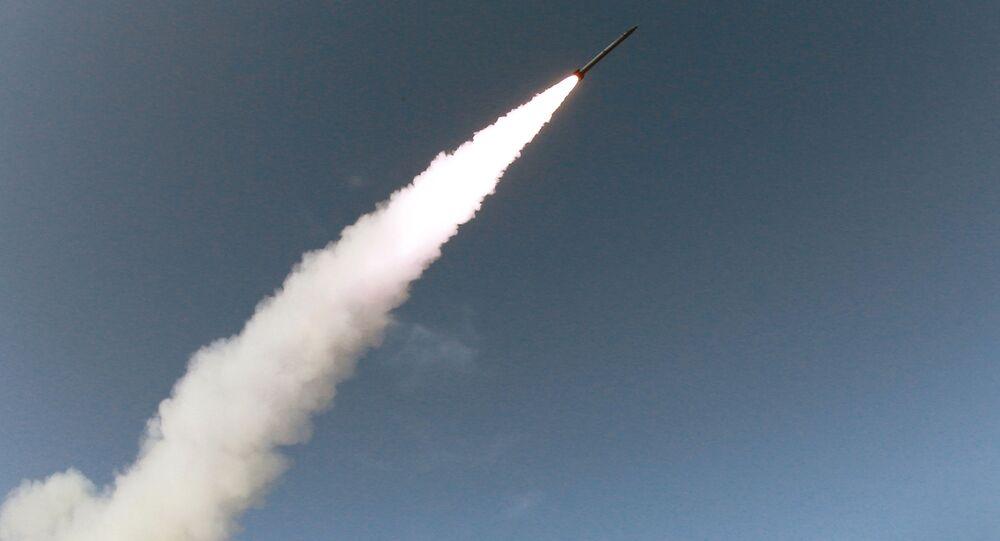 Odpálení rakety, KLDR