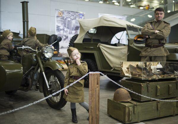 Motory války: unikátní technika z druhé světové války - Sputnik Česká republika
