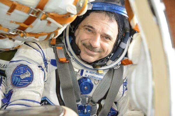 Ruský kosmonaut Michail Kornijenko - Sputnik Česká republika