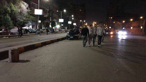 Noční muži v Egyptu - Sputnik Česká republika