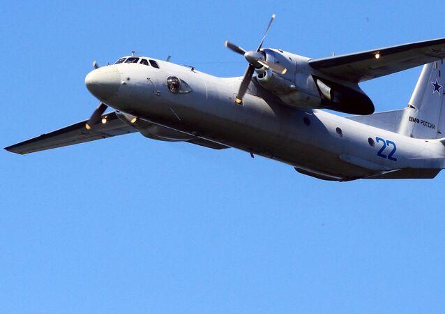 Transportní letoun An-26