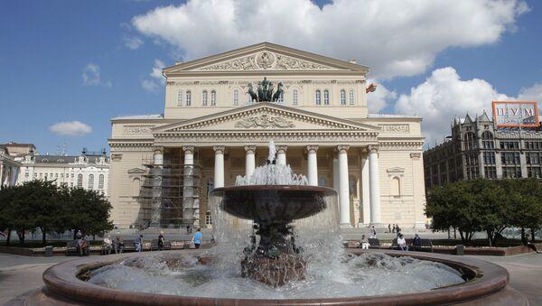 Velké divadlo v Moskvě: 240 let - Sputnik Česká republika
