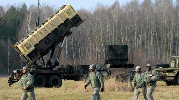 Americké mobilní raketové systémy Patriot - Sputnik Česká republika