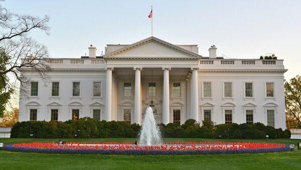 Bílý dům. Ilustrační foto - Sputnik Česká republika