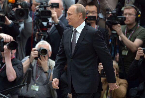 Žebříček časopisu Time - Sputnik Česká republika