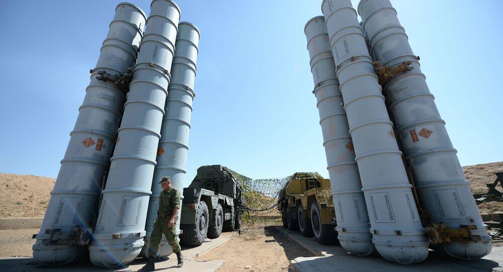 Raketové systémy S-300