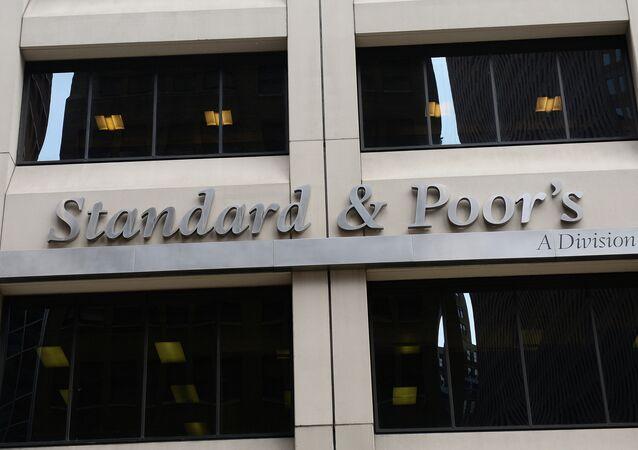 Standard & Poor's. Ilustrační foto