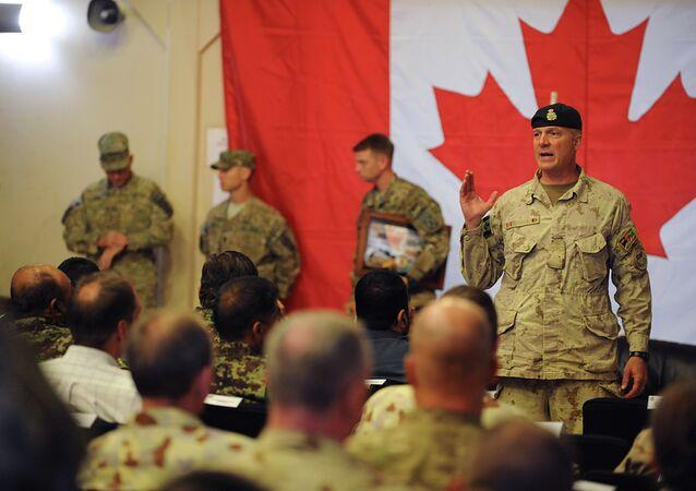 Kanadští vojáci