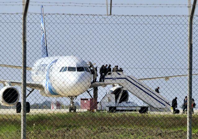 EgyptAir Airbus 320