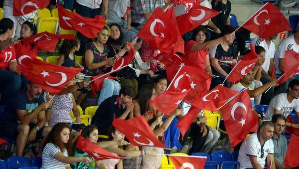 Turečtí fanoušci - Sputnik Česká republika