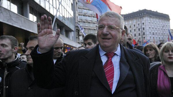 Vojislav Šešelj - Sputnik Česká republika
