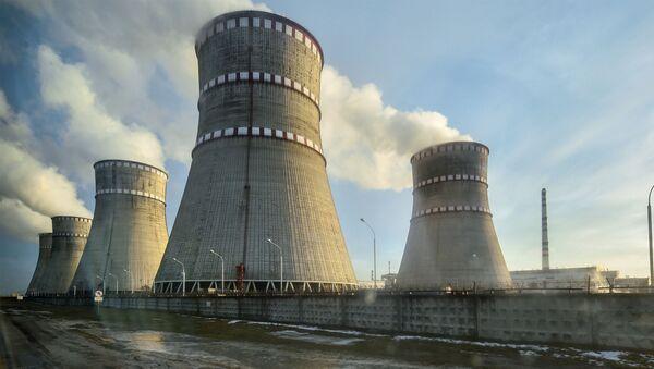 Jaderná elektrárna v Kuznecovsku - Sputnik Česká republika