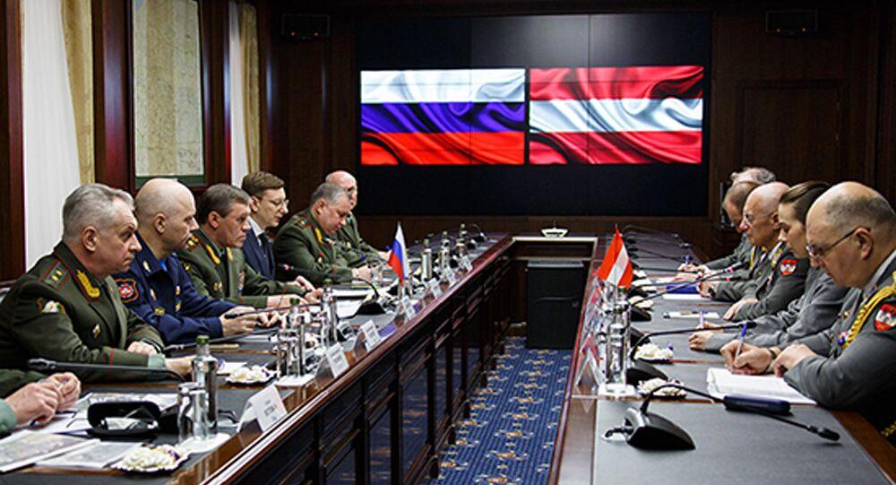 Jednání náčelníků Generálních štábů OS Ruska a Rakouska
