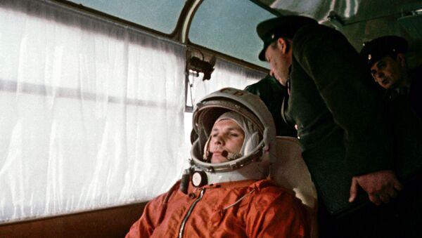 Jurij Gagarin - Sputnik Česká republika