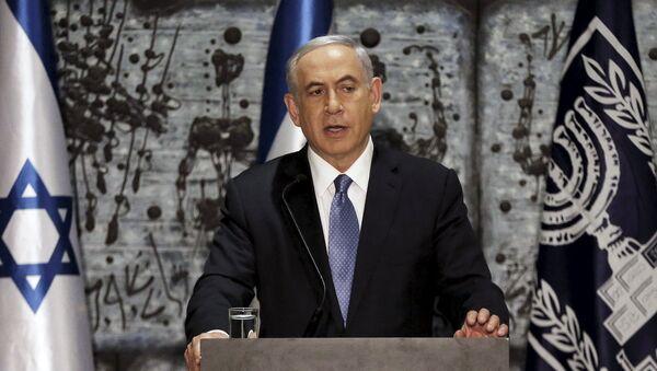 Izraelský premiér Benjamin Netanjahu. - Sputnik Česká republika