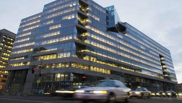 Budova MMF - Sputnik Česká republika