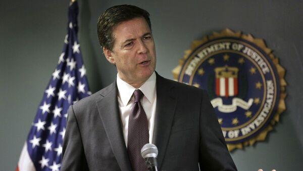Ředitel FBI James Comey - Sputnik Česká republika