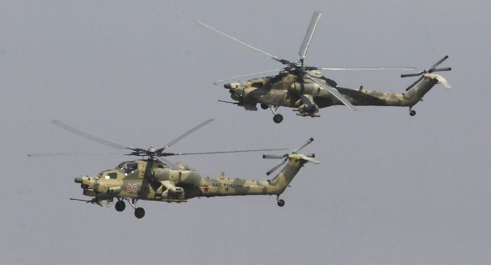 Mi-28N Noční lovec