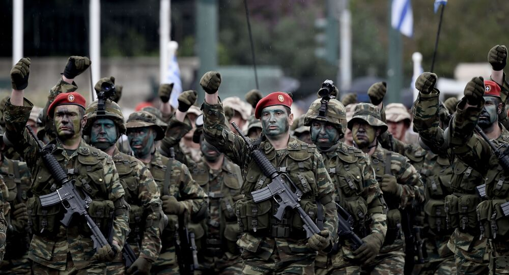 Řečtí vojáci
