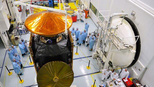 ExoMars prezentovaný ve Francii - Sputnik Česká republika
