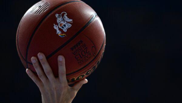 Basketbalový míč - Sputnik Česká republika