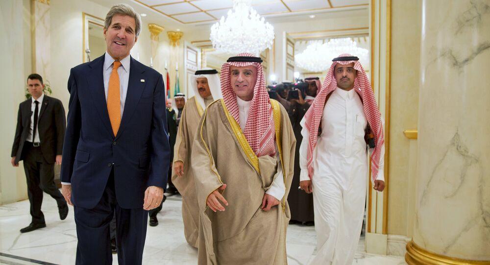 John Kerry a Ádil Džubajr