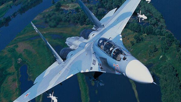 Su-27 - Sputnik Česká republika