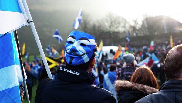 Referendum o nezávislosti ve Skotsku - Sputnik Česká republika