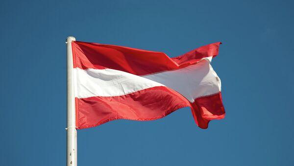 vlajka Lotyšska - Sputnik Česká republika