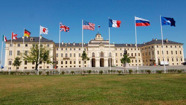Summit G8 v Petrohradu - Sputnik Česká republika