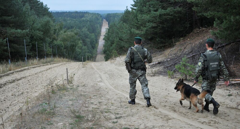 Rusko-polská hranice
