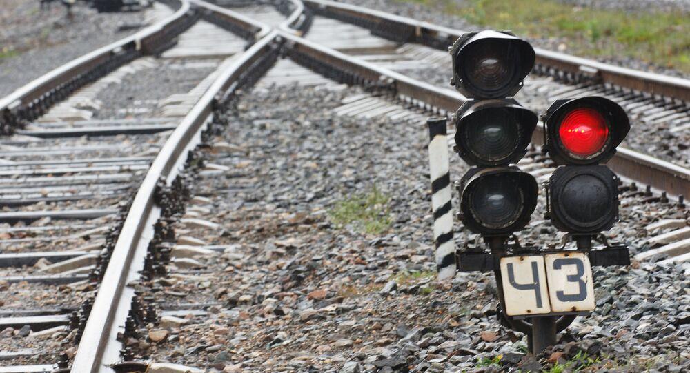 Railroad. Ilustrační foto